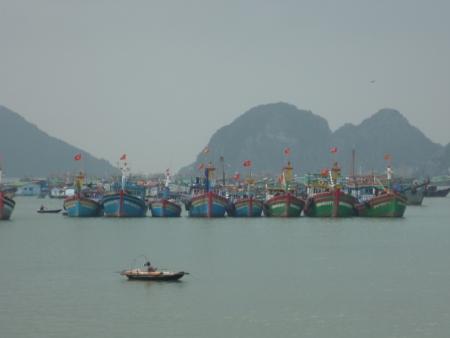 visserijschepen